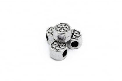 Margele metalice 8 mm 0