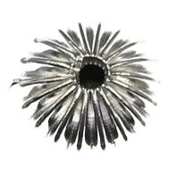 Margele metalice placate cu argint D12 mm 0