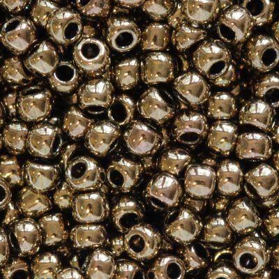 Margele Miyuki Rocailles 11/0 duracoat galvanized silver  4201 [0]