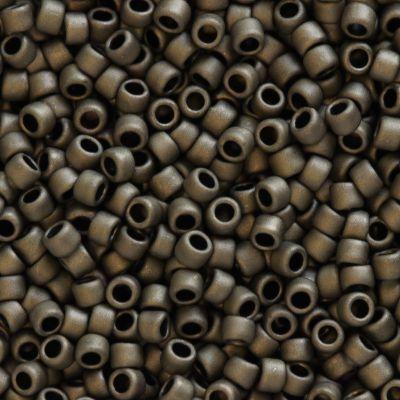 Margele Toho Round 15/0 matte color dark copper TR 15 702 [0]