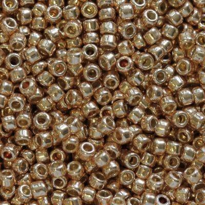 Margele Toho Round 15/0 permafinish galvanized rose gold TR 15 PF551 [0]