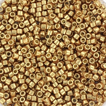 Margele Miyuki Delica 11/0 duracoat galvanized champargintne KRMIDE111834 [0]