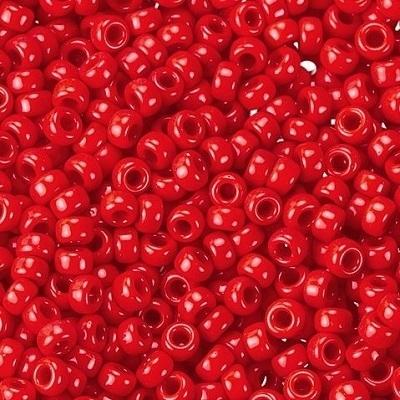 Margele Miyuki Rocailles 11/0 Opaque dark red 0408 [0]
