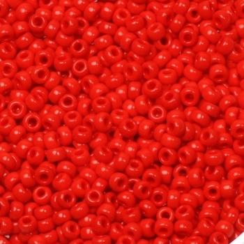 Margele Miyuki Rocailles 11/0 opaque red KRMISE11408 [0]