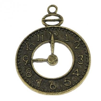 Pandantiv ceas din bronz antichizat [0]