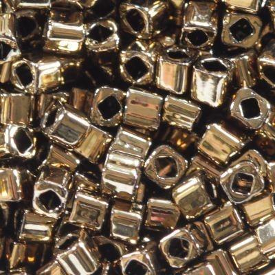 Margele Toho Cube 1.5 mm bronze TC 01 221 [0]