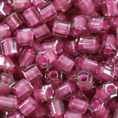 Margele Toho Hex 2,2 mm inside color lt. amethyst/pink lined TH 11 959 [0]