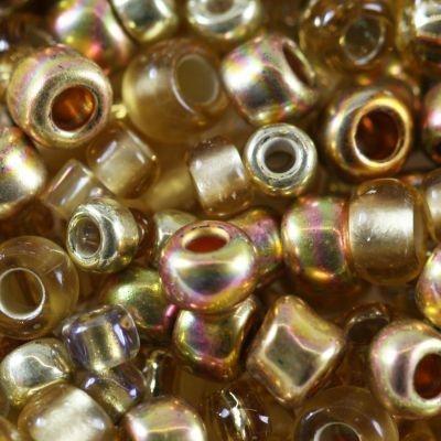 Margele Toho mix culoare auriu  kintaro  TX 01 3206 [0]