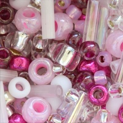 Margele Toho mix culoarea roz cires  cherry blossom  TX 01 3214 [0]