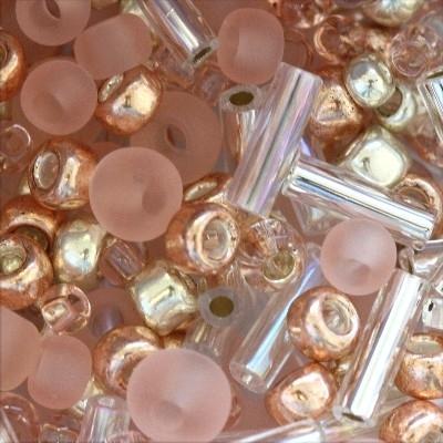 Margele Toho mix culoarea roz deschis TX 01 3213 [0]