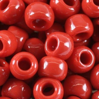 Margele Toho Round 6/0 opaque pepper red 4 mm TR 06 45 0
