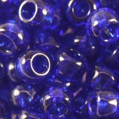 Margele Toho Round 6/0 transparent cobalt TR 06 8 [0]