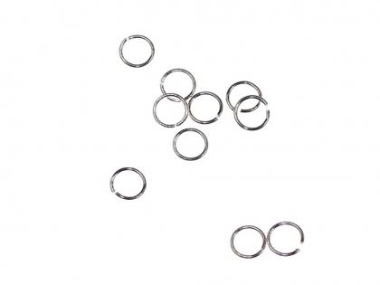 Zale deschise argint 925 D 4 mm G 0,5 mm 0