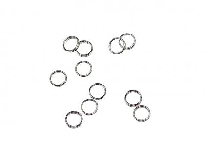 Margele argint 925 antichizat D 4mm [0]
