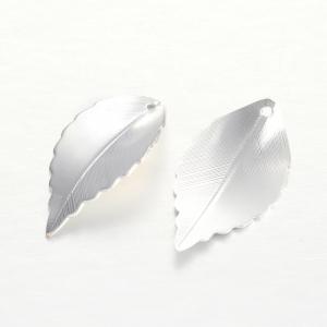 Frunze din alama argintii0