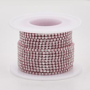 lant-cu-stras-rhinestone-roz [2]