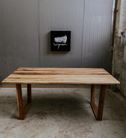 Masa dining lemn masiv1