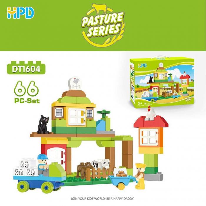 Set 66 piese Jucarii de Plastic din seria Supermarket 0