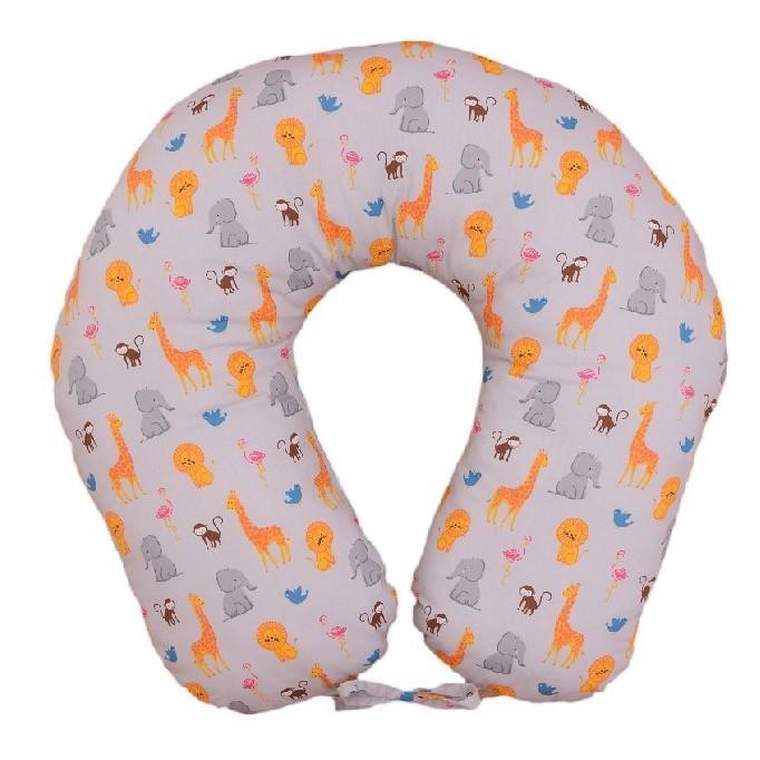 Perna de alaptare bebelusi, din bumbac 100%, Zoo 0