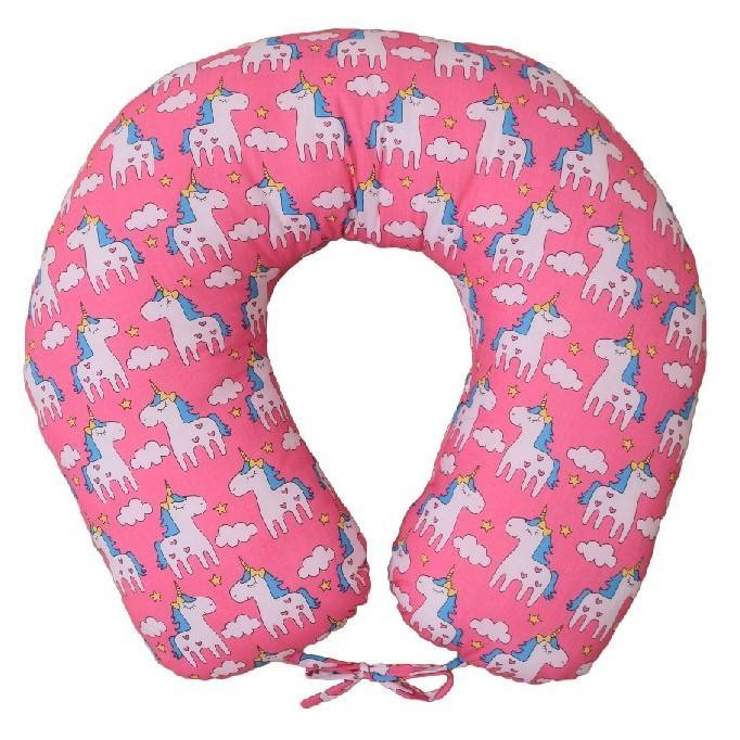 Perna de alaptare bebelusi, din bumbac 100%, Unicorn 0