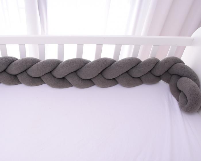 Aparatori patut impletite 3 tuburi Grey 1