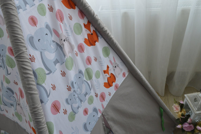 Baby Grey Elephant 6
