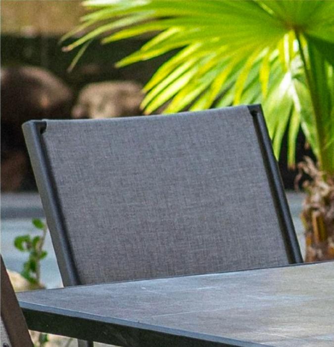 Set masă grădină și scaune 7 piese Darla 2