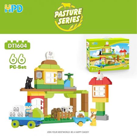 Set 66 piese Jucarii de Plastic din seria Supermarket0