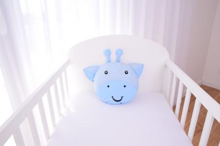 Perna decorativa girafa Nuni blue1
