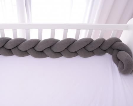Aparatori patut impletite 3 tuburi Grey1