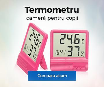 termometru camera copii