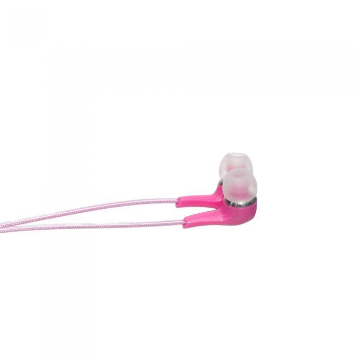 Casti Audio cu Cablu cu LED 3