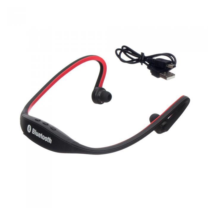 Casti Bluetooth Sport cu microfon 2