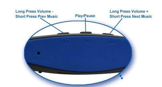 Casti Bluetooth Sport cu microfon 4