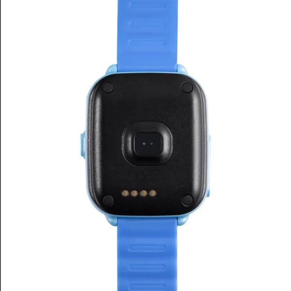 Ceas Inteligent cu GPS pentru copii WONLEX KT02 3G Albastru, rezistent la apa, localizare WiFI si monitorizare spion 4