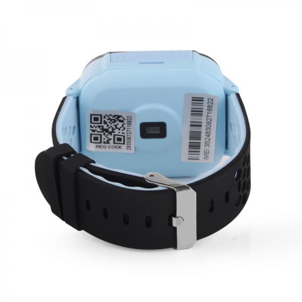 Ceas inteligent pentru copii WONLEX GW500S Albastru cu GPS, telefon si monitorizare spion 2