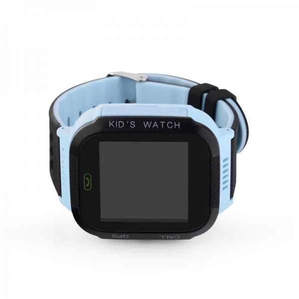 Ceas inteligent pentru copii WONLEX GW500S Albastru cu GPS, telefon si monitorizare spion 1