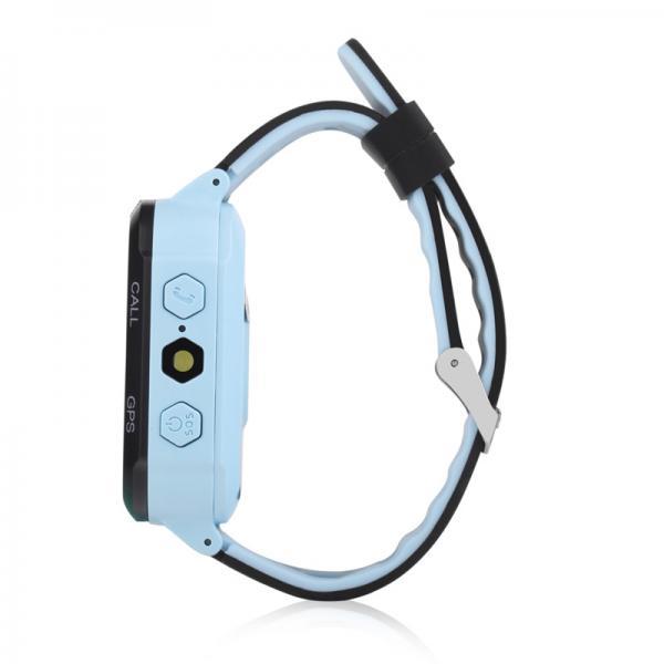 Ceas inteligent pentru copii WONLEX GW500S Albastru cu GPS, telefon si monitorizare spion 5