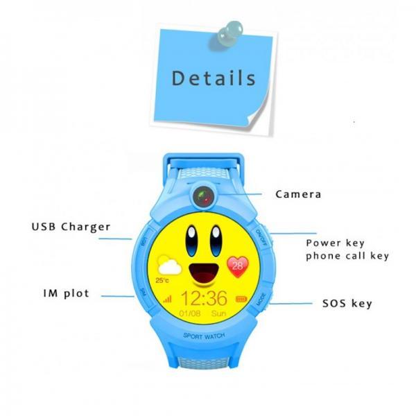 ceas-inteligent-pentru-copii-gw600-bleu-cu-telefon-localizare-gps-wifi-ecran-touchscreen-color-monitorizare-spion [4]