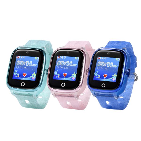 ceas-inteligent-pentru-copii-kt01-verde-rezistent-la-apa-cu-telefon-camera-foto-localizare-gps-wifi-ecran-touchscreen-color-monitorizare-spion 1