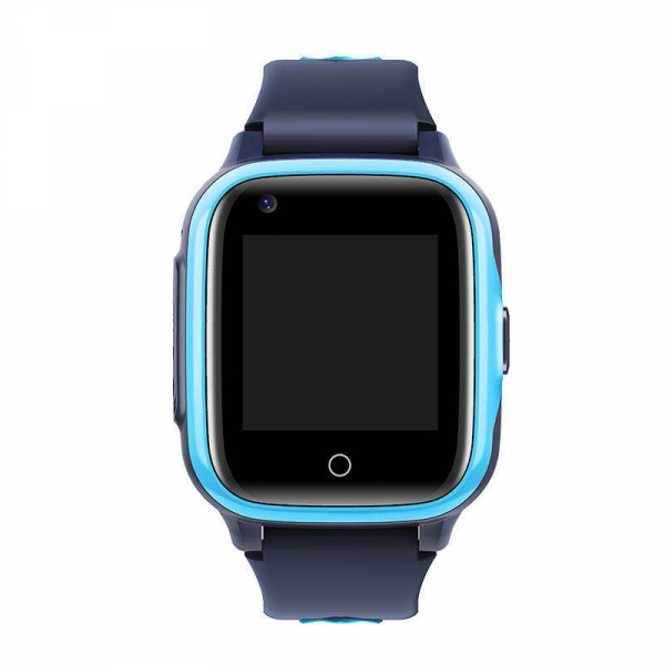 Ceas Inteligent cu GPS pentru copii WONLEX KT15 4G Albastru, apelare video, rezistent la apa, localizare WiFI si monitorizare spion 1