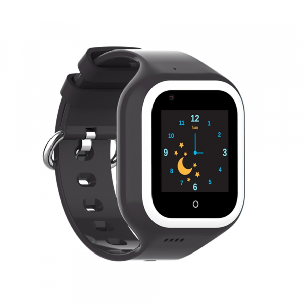 Ceas Inteligent cu GPS pentru copii WONLEX KT21 4G Negru, apelare video, rezistent la apa, localizare WiFI si monitorizare spion 7