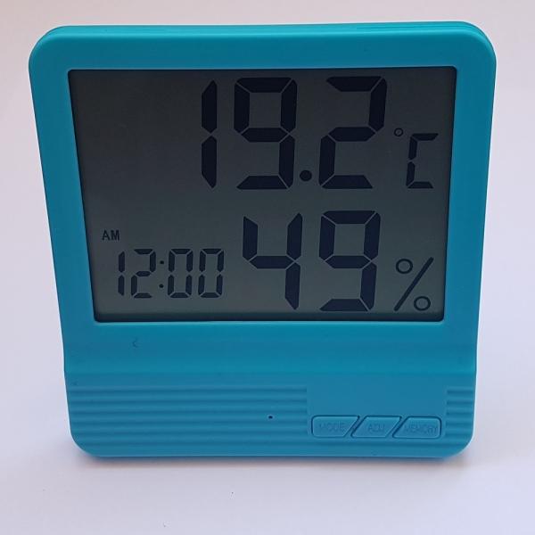 Termometru Camera Copii Bleu [4]