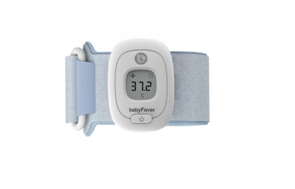 Termometru Inteligent cu Bluetooth BabyFever 2