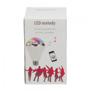 Bec Inteligent Multicolor cu difuzor si Smartphone Control prin Bluetooth1
