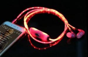 Casti Audio cu Cablu cu LED1