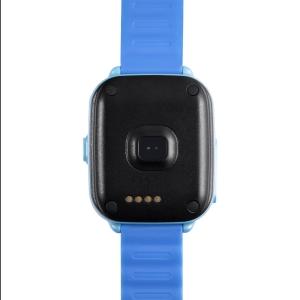 Ceas Inteligent pentru copii WONLEX KT02 3G Albastru,  cu GPS, rezistent la apa, localizare WiFI si monitorizare spion4