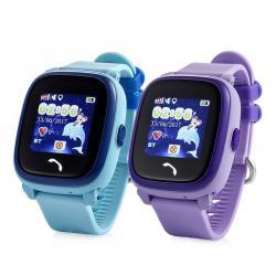 Ceas inteligent pentru copii WONLEX GW400S Albastru cu GPS, rezistent la apa, localizare WiFI si monitorizare spion3
