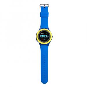 Ceas Inteligent pentru copii WONLEX KT06 Albastru, cu GPS, rezistent la apa, localizare WiFI si monitorizare spion2