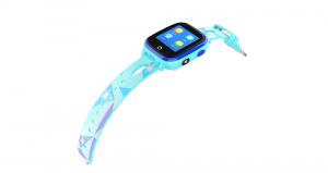 Ceas Inteligent pentru copii WONLEX KT10 4G Albastru, cu GPS, apelare video, rezistent la apa, localizare WiFI si monitorizare spion3